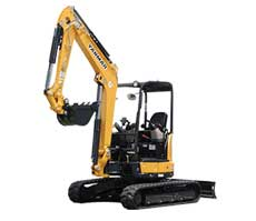 Backhoe rentals in Northeastern Oklahoma