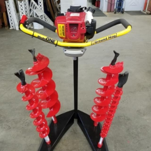 AUGER EARTH 1 MAN Rentals Miami OK, Where to Rent AUGER