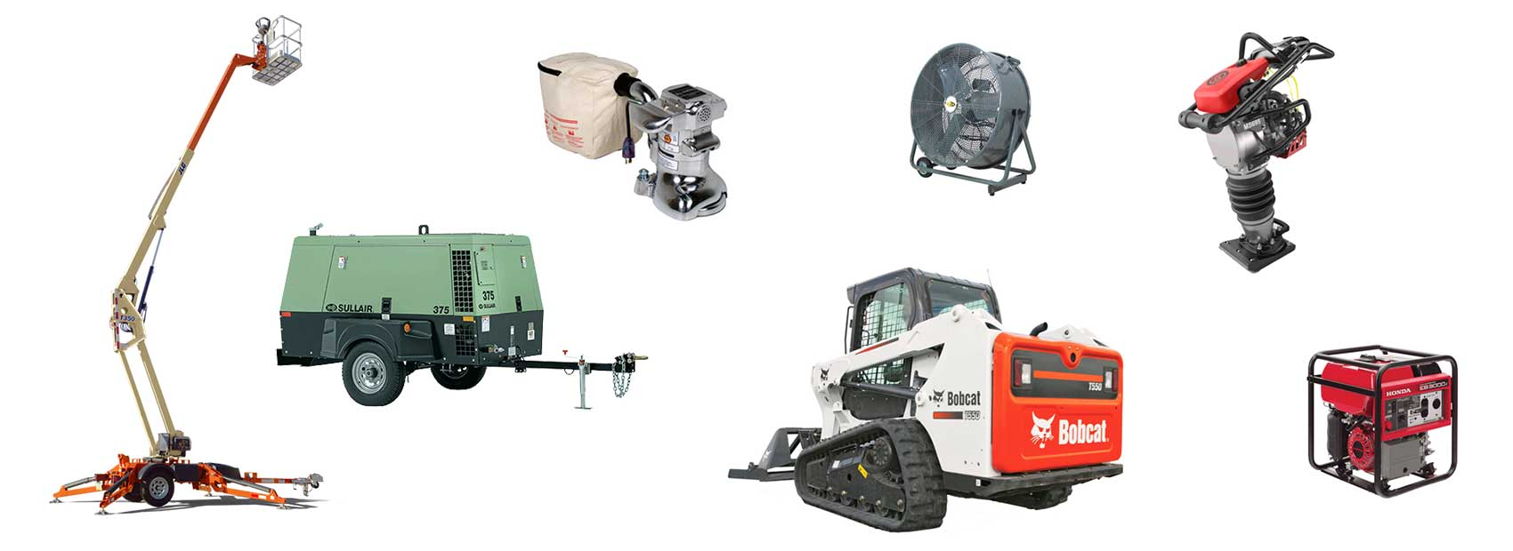 Equipment Rentals in Miami OK, Quapaw, Fairland, Welch, Wyandotte, Tulsa Oklahoma